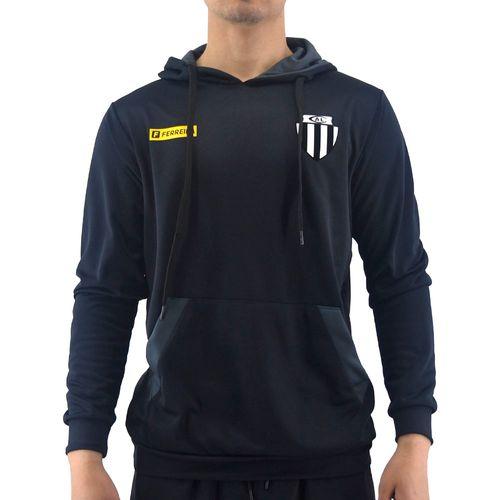 Buzo-Ultra-Hombre-Canguro-Liniers-Training-Negro-Principal
