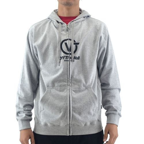 Campera-Vans-Hombre-Distorted-Full-Zip-Gris-Principal