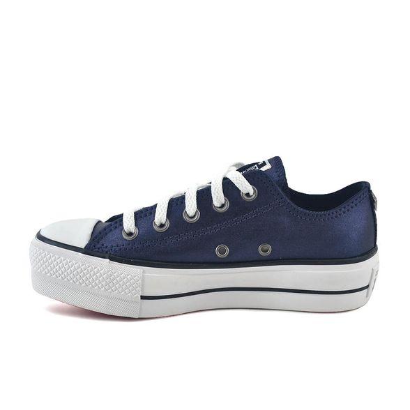 zapatillas converse mujer azul marino