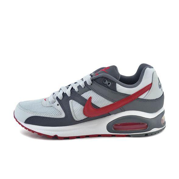 zapatillas nike air max rojo