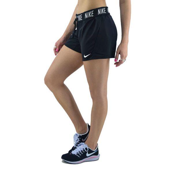 Relación martillo estudiante universitario  Shorts Nike | Short Nike Mujer Dry Attack Training Negro - FerreiraSport