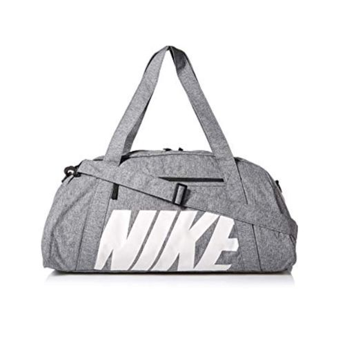 Bolso Nike Mujer Gym Club Training Gris - Talle: UN - Color: Gris