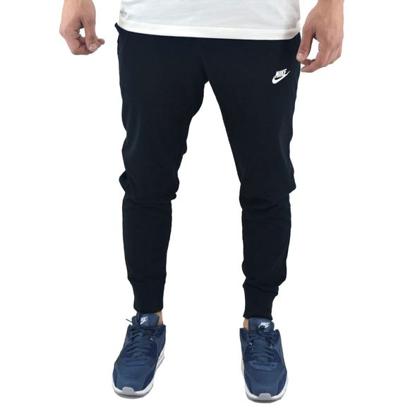 Pantalon Nike Hombre Nsw Club Jogger Jsy Negro
