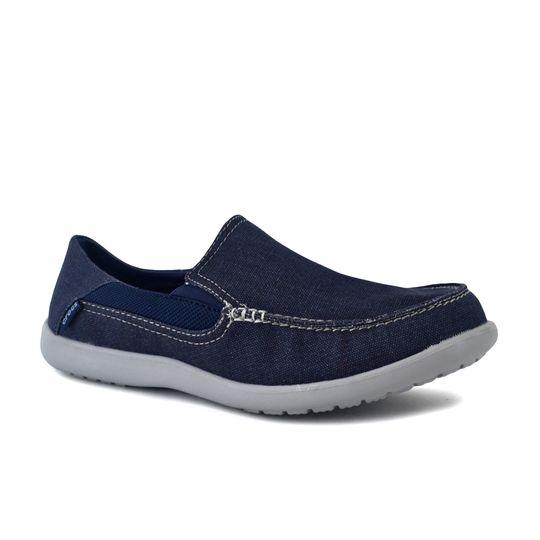 mocasin-crocs-santa-cruz-2-luxe-navy-light-grey-cro-c20205641s-Principal