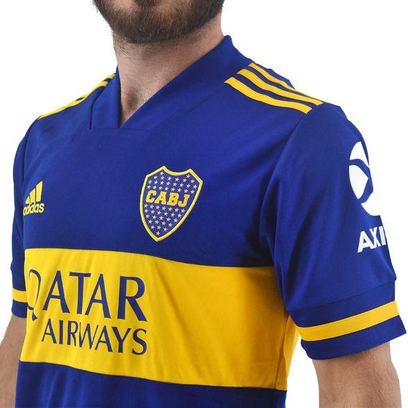 Componer obturador fumar  Camisetas Adidas | Camiseta Adidas Hombre Boca Juniors Oficial 2020 -  FerreiraSport