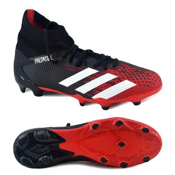 Deshabilitar Hong Kong impaciente  Botines Con Tapones Adidas | Botin Adidas Hombre Predator 20.3 Tf  Negro/Rojo - FerreiraSport