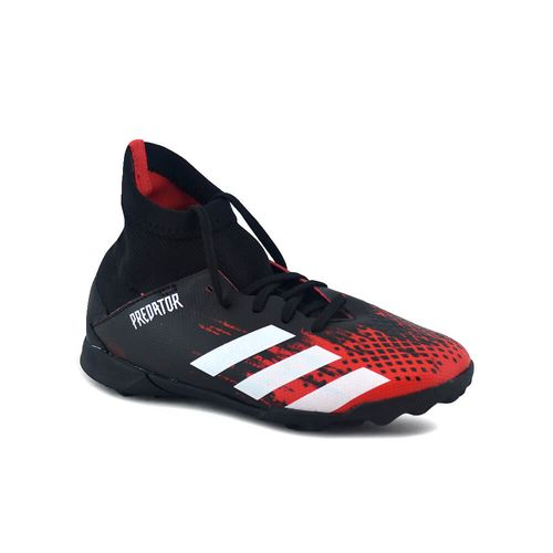 botin-adidas-ni-o-predator-20-3-tf-negro-rojo-ad-ef1950-Principal