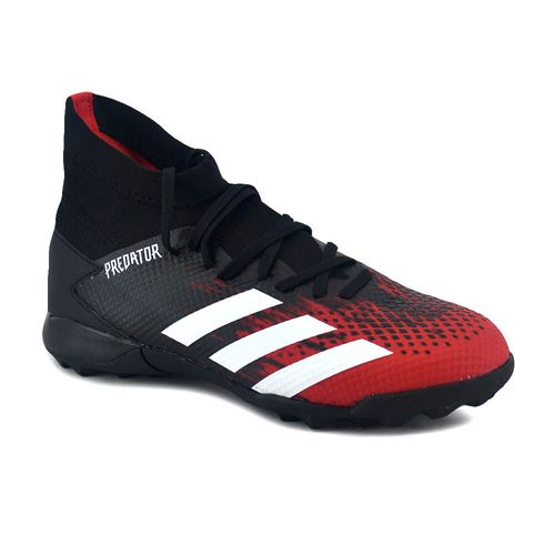 botin-adidas-hombre-predator-20-3-tf-negro-rojo-ad-ef2208-Principal