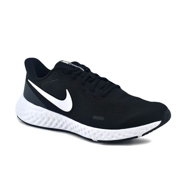 celebracion tira Formación  Zapatillas Nike | Zapatilla Nike Hombre Revolution 5 Running Negro -  FerreiraSport