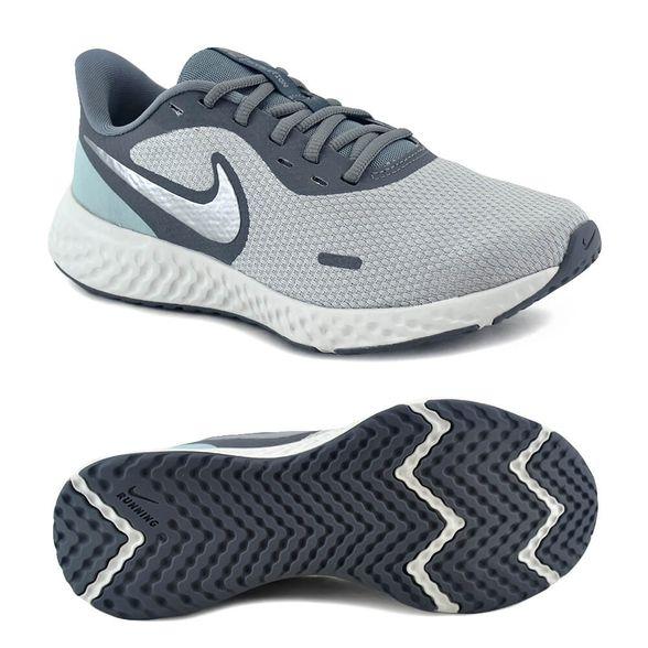 nike mujer gris zapatillas