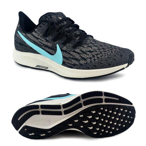 pub Solo haz Acera  Zapatillas Nike | Zapatilla Nike Hombre Air Zoom Pegasus 36 Running Negro -  FerreiraSport