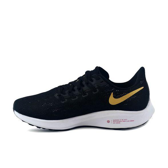 Corrección Ejecutar ratón o rata  Zapatillas Nike | Zapatilla Nike Mujer Air Zoom Pegasus 36 Running Negro -  FerreiraSport