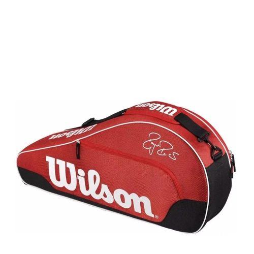bolso-wilson-unisex-federer-team-iii-triple-rd-wi-wrz833603-Principal