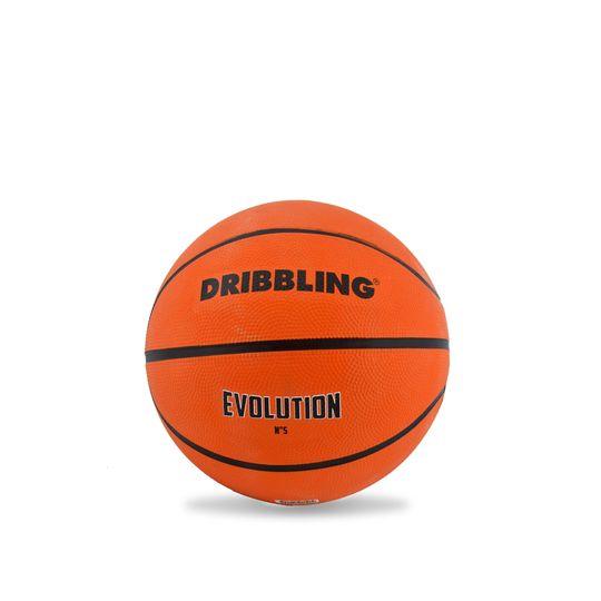 Pelota-Dribbling-Basket-Nro-5-Evolution-Naranja-Principal