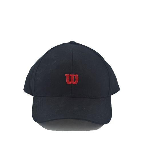 gorra-wilson-unisex-bone-logo-negro-wi-bn0005ptu-Principal