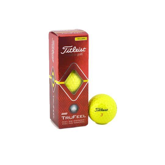 pelotas-titleist-golf-true-feel-amarillo-tit-tfyamarillo-Principal