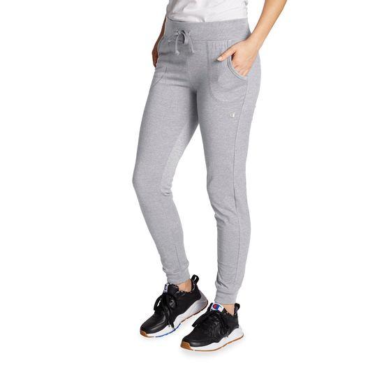pantalon-champion-mujer-deportivo-jersey-gris-ch-chm0590106-Principal