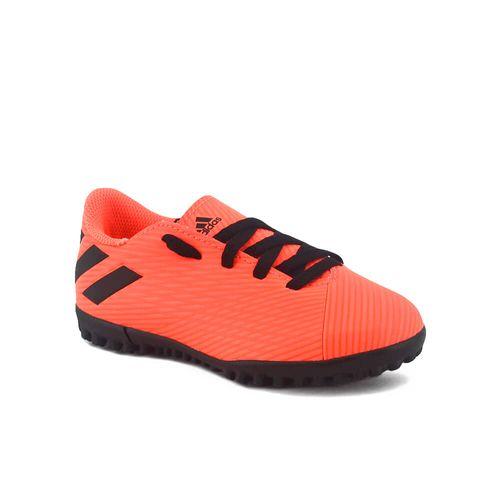 botin-adidas-nino-nemeziz-19-4-tf-j-naranja-ad-eh0503-Principal