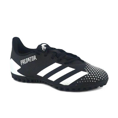 botin-adidas-hombre-predator-20-4-tf-negro-blanco-ad-fw9205-Principal