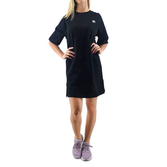 vestido-adidas-mujer-trefoil-negro-blanco-ad-dv2607-Principal