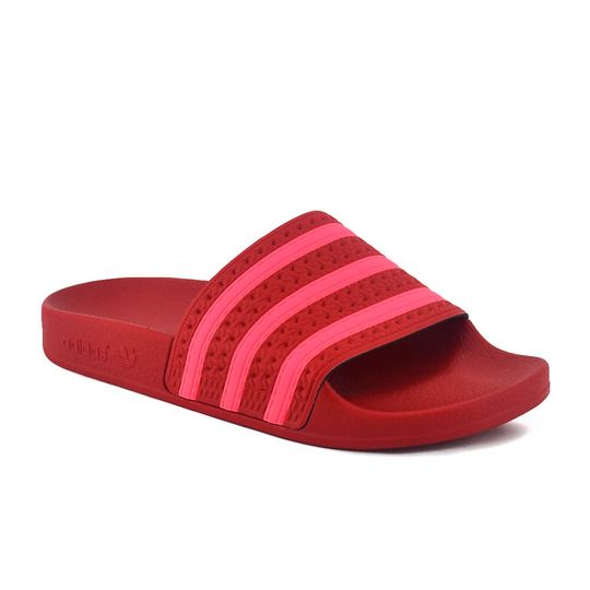 chinela-adidas-mujer-adilette-rojo-coral-ad-ee6185-Principal