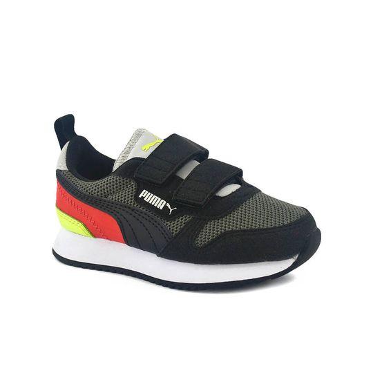 zapatilla-puma-ni-o-r78-v-ps-negro-rojo-pu-37361707-Principal