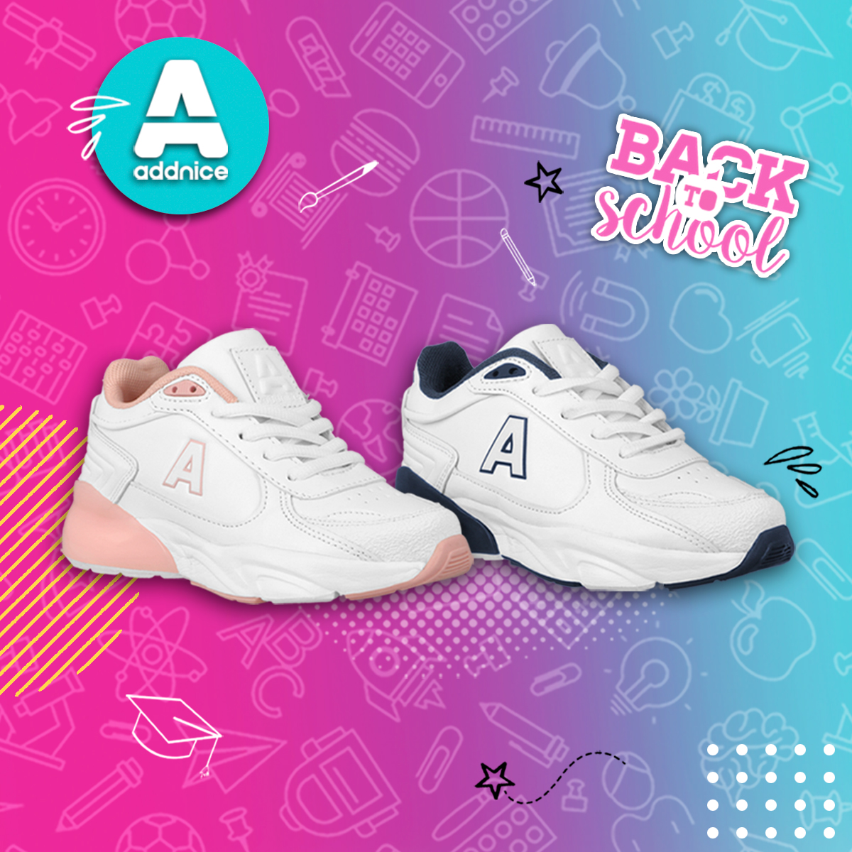 Addnice-Back to School