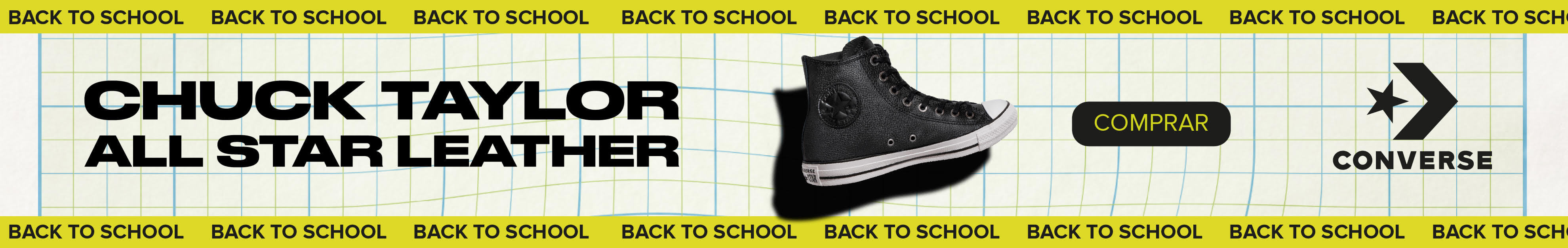 Back To School Converse