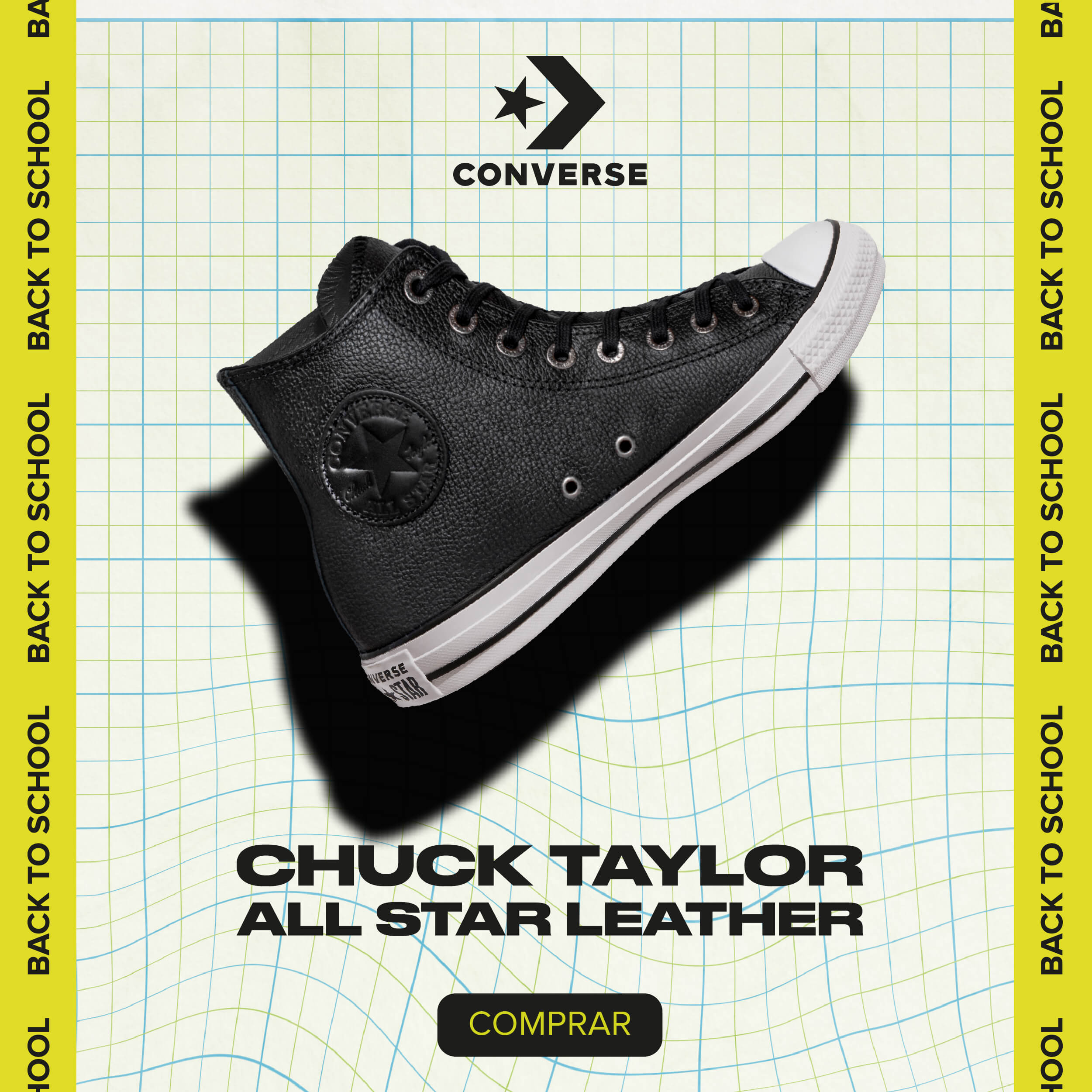 Converse Back to School