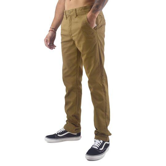 Pantalones Vans | Pantalón Vans Hombre Authentic Chino Stretch ...